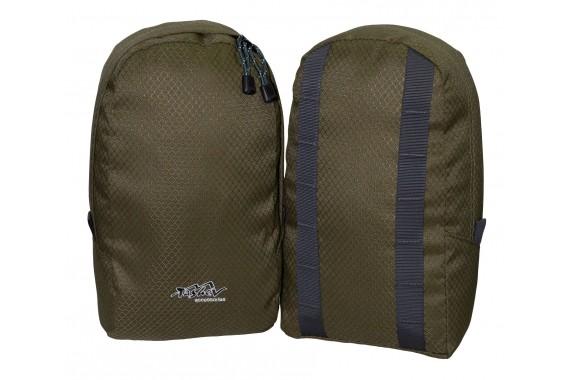 TASHEV  universelle Rucksack Seitentaschen Extrataschen Zusatztaschen