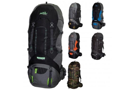 Trekkingrucksack aus CORDURA®  TASHEV KENTAURUS 80 + 15