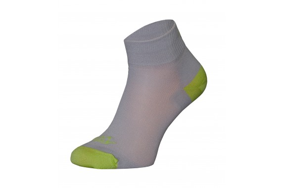 Sportsocken Tashev Multisport Low Ultralight (Grau & Grün)