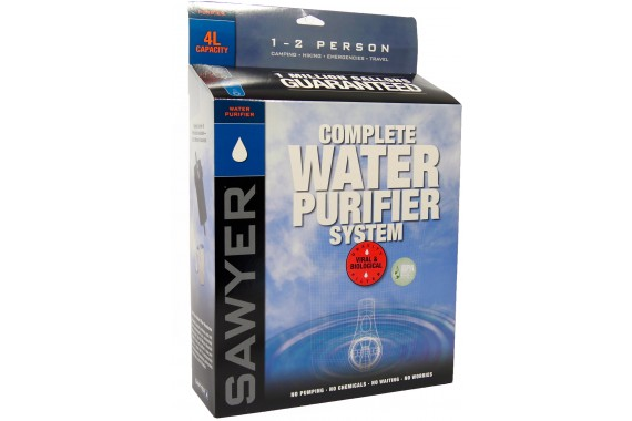 Sawyer SP194 Point ZERO TWO™ Hohlfaser-Membran Wasserreiniger 4 Ltr.