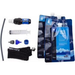 Sawyer SP131 Squeeze Wasserfilter Bundle Modell 2017