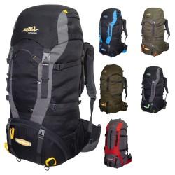 Trekkingrucksack / Wanderrucksack TASHEV ALPIN 60 + 10