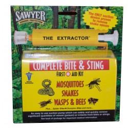 "Sawyer ""B4 First Aid Extractor Pump Kit"" Gift extrahierende Vakuumpumpe"