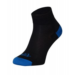 Sportsocken Tashev Multisport Low Ultralight (Schwarz & Blau)