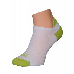 Sportsocken Tashev Multisport Mini Ultralight (Weiß & Grün)