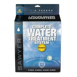 Sawyer SP184 4 Ltr. Schwerkraftwasserfitler System