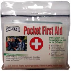 "Sawyer SP993 ""Pocket First Aid"" Erste-Hilfe Set"