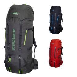 Trekkingrucksack TASHEV TITAN 80 + 15 aus CORDURA®