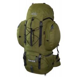 Trekkingrucksack aus Cordura Tracker 70 + 10L