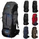 Trekkingrucksack aus CORDURA® TASHEV MOUNT 100 + 20