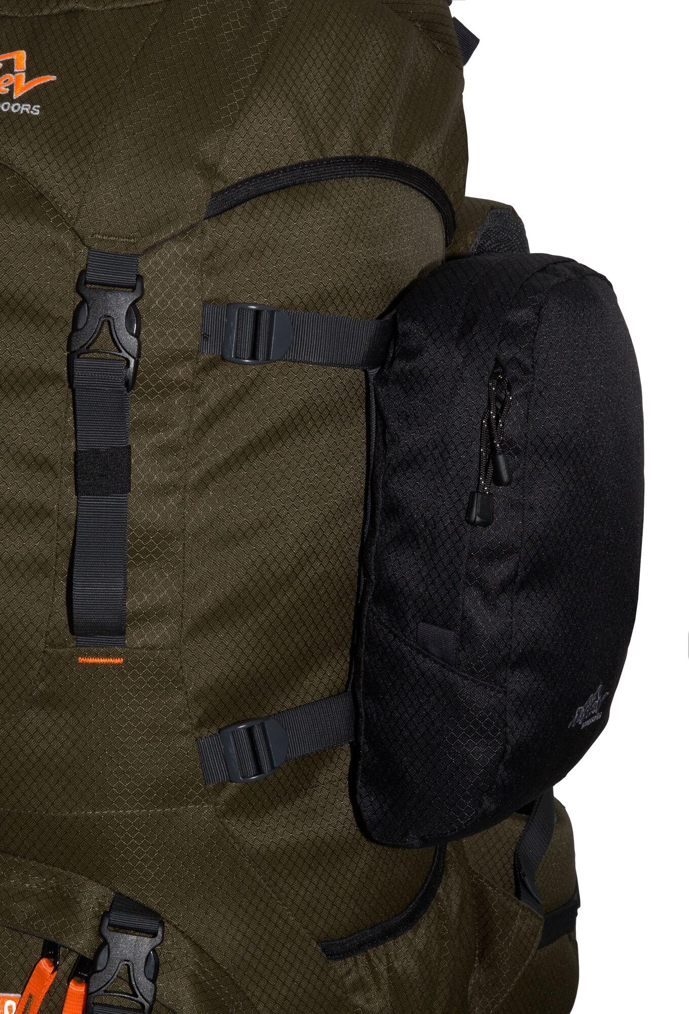 TASHEV universelle Rucksack Seitentaschen Extrataschen