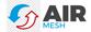 Air Mesh ist ein Gewebe, das mit Poren versehen ist die eine optimale Luftzirkulation ermöglichen.